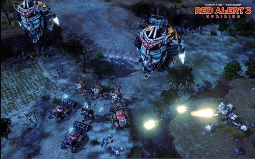 《红色警戒3:起义》简体中文完美硬盘版下载