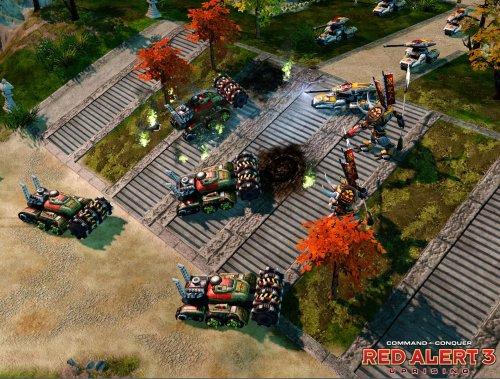 《红色警戒3:起义》中文版下载
